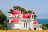 Orthodoxe kerk — Stockfoto
