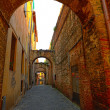 Royalty-Free Stock Photo: Narrow Alley