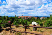 Tuscan City — Stock Photo