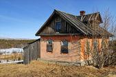 Old village house — Stock Photo