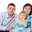 Royalty-Free Stock Photo: Happy Family