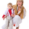 Mother and son — Stock Photo #3803373