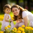 Happy mother — Stock Photo #3805465