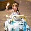 Little driver — Stock Photo #3809647
