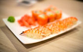 Sushi Eby — Stock Photo