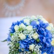 Bride's bouquet — Stock Photo #3810018