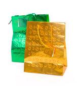 Presents bags — Stock Photo