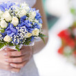 Bride's bouquet — Stock Photo #3842275
