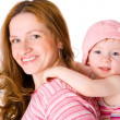 Mother with child — Stock Photo #3884671