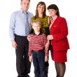 Happy Family — Stock Photo #3885412