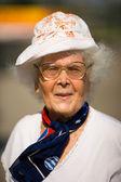 86 years woman — Stock Photo