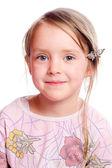 5 years girl — Stock Photo