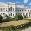 Livadia palace in Yalta — Stock Photo