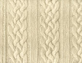 Knit texture — Stock Photo