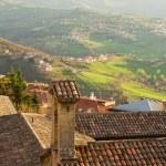 Appennino italiano — Foto Stock