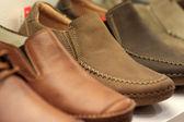 Scarpe di camoscio — Foto Stock