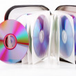 Stock Photo: Cd disk