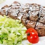 Steak dinner — Stock Photo #3118745