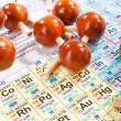 Periodic table of chemical elements — Stock Photo #3120251