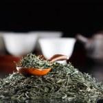 Traditionelle Teezeremonie Zubehör — Stockfoto