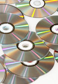 Group of CDs — Stock Photo