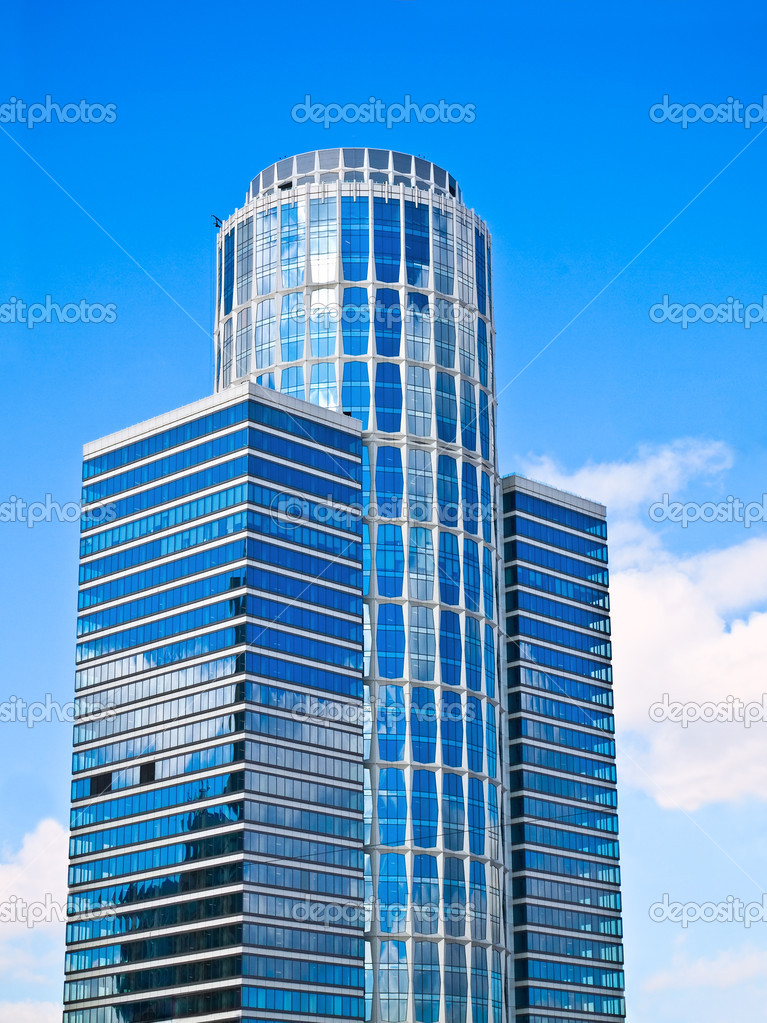 High-rise business building — Stock Photo #2814691