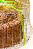 Torta imballato — Foto Stock