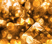 グランジ ゴールド — ストック写真