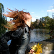 Wind in my hair — Stock Photo #2685651
