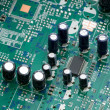 Stock Photo: Electrical circuit