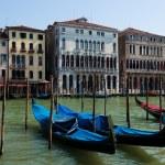 Grand canal Venice, Italy — Stock Photo #3449110