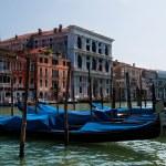 Grand canal Venice, Italy — Stock Photo #3449117