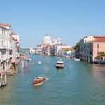 Grand canal Venice, Italy — Stock Photo #3449135