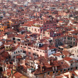 Roofs of Venice, Italy — Stockfoto