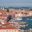 Roofs of Venice, Italy — Foto de Stock