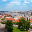 Panorama of Budapest — Stock Photo