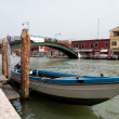 Views of the island of Murano, Italy — Stock Photo #3822187