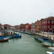 Views of the island of Murano, Italy — Stock Photo #3822191