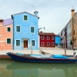 Royalty-Free Stock Photo: Colorful houses of Burano island, Italy