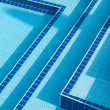 Stockfoto: Swimming pool abstract geometry
