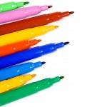 Felt pens — Stock Photo #3909325