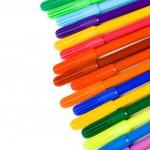 Felt pens — Stock Photo #3909356