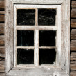 Old window — Stockfoto #3909521