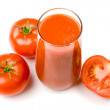 Tomato juice — Stock Photo #3909618