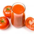 Tomato juice — Stock Photo