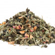 Stock Photo: Heap of herbal tea