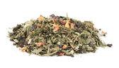 乾燥された花とお茶の葉 — ストック写真