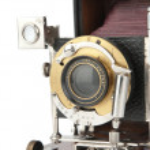 Vintage photo camera — Stock Photo #2971239