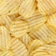 Potato chips background — Stock Photo #2996737
