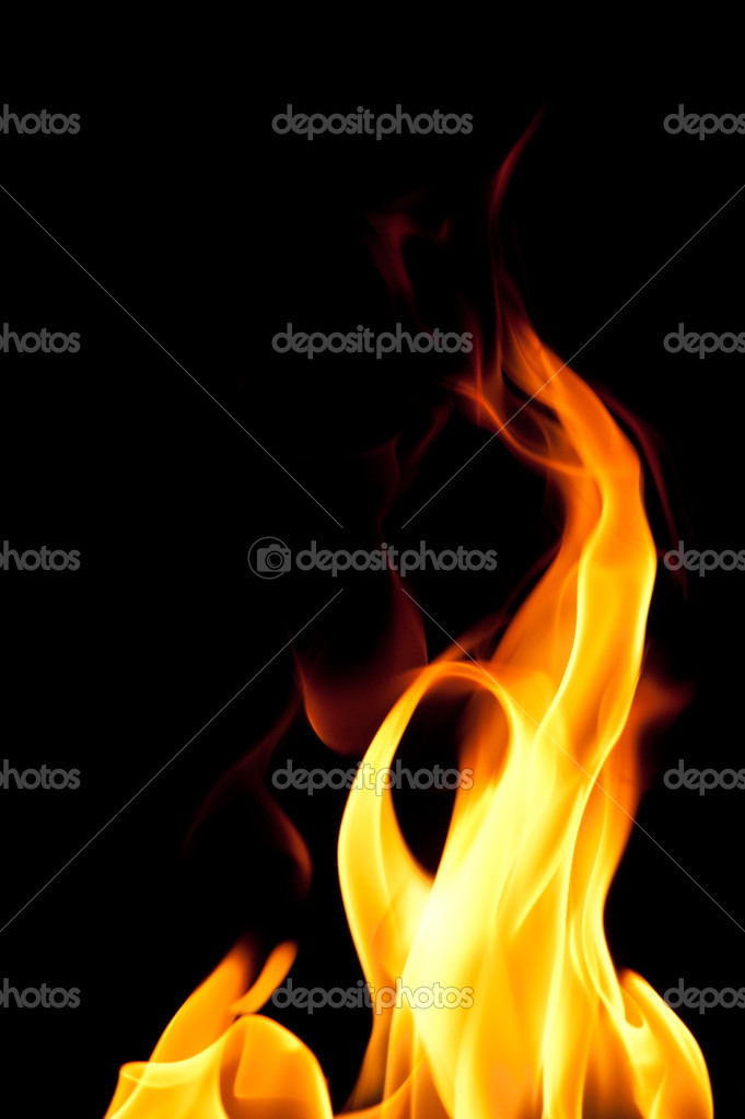 Flame — Stock Photo #3092907